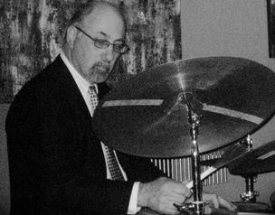 Drummer Nick George